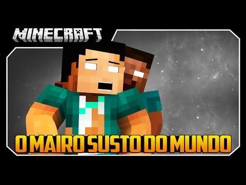 Minecraft: Matando HEROBRINE! #2