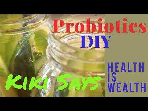 #Strong and# Lean #Winter #Recipe - #Probiotic DIY #Pickles