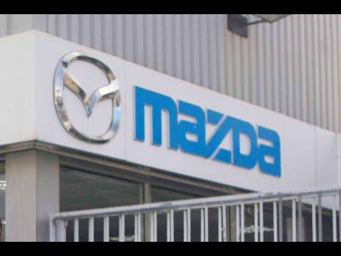 صناعة السيارات : مازدا MX5 -CX9 - CX5