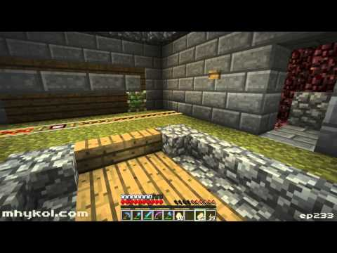 Mhykol Mines - Episode 234 - Nether Rail Update