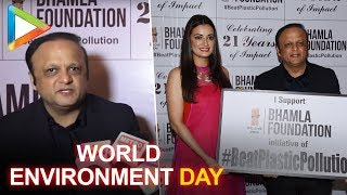 Asif Bhamla Talks About World Environment Day, Banning Plastic & Shaan's SPECIAL Song - HUNGAMA