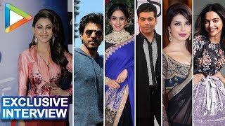 Urvashi Rautela Describes SRK, Sridevi, KJo, Priyanka Chopra, Deepika Padukone In One Word - HUNGAMA
