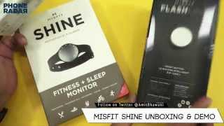 Misfit Flash Link Smart Button Unboxing & Demo