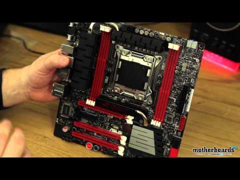 ASUS Rampage IV Gene mATX Motherboard Unboxing (X79 LGA 2011)