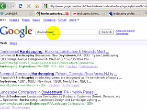 More Proof – How To Be At Top of 'Local' Search In Days With LocalAdLink What Is Local Search Optimization