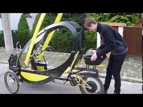 Urbantrike Low-rider Big Wheel - MIKESHOUTS