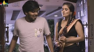 Sudigali Sudheer with a Lady | Enduko Emo Latest Telugu Movie Scenes | Sri Balaji Video - SRIBALAJIMOVIES