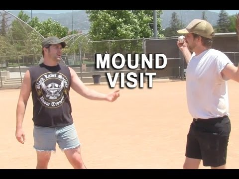 Baseball Wisdom - Mound Visit with Kent Murphy