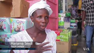 Activists in Dakar Demand End to Colonial-Era Currency - VOAVIDEO