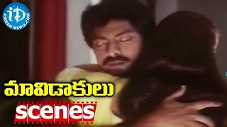 Maavidakulu Movie Scenes - Jagapati Babu Asks Rachana To Remarry Him || Satyanarayana EVV || Koti - IDREAMMOVIES
