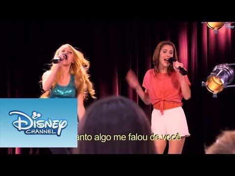 Violetta: Momento musical - Violetta e Ludmila cantam ¨Te creo¨