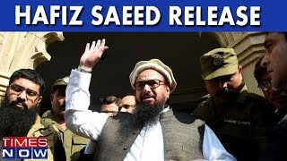 Kashmir Issue: Hafiz Saeed Says He Will Continue Jihad - TIMESNOWONLINE