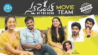 Student Of The Year Movie Team Exclusive Full Interview || Talking Movies With iDream - IDREAMMOVIES