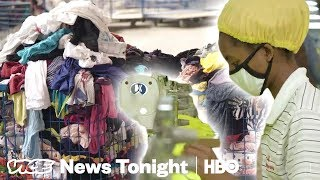 The U.S. Is Fighting Rwanda Over Trading Used Clothes (HBO) - VICENEWS