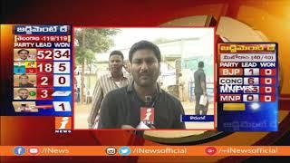 కొడంగల్ లో రేవంత్ రెడ్డి ఘోర పరాజయం | Patnam Narender Reddy Lead By 10K Votes | iNews - INEWS