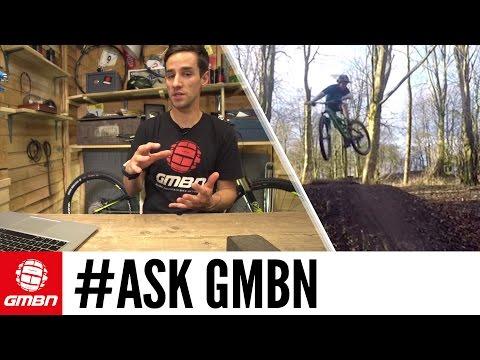 New Trail Bike Or Old Downhill Bike? | #ASKGMBN