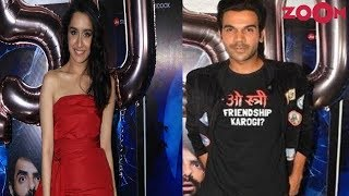 Shraddha & Rajkummar share their happiness on Stree's success | Bollywood News - ZOOMDEKHO