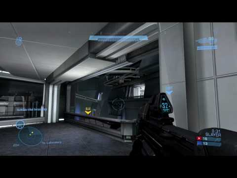 Halo: Reach Beta - Commentary - Strongside