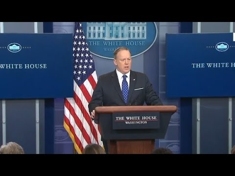 White House discusses House opposition to AHA