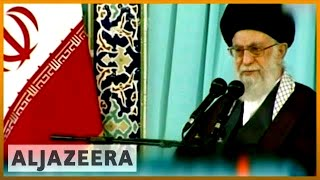 Iran's Khamenei criticises government's economic record - ALJAZEERAENGLISH