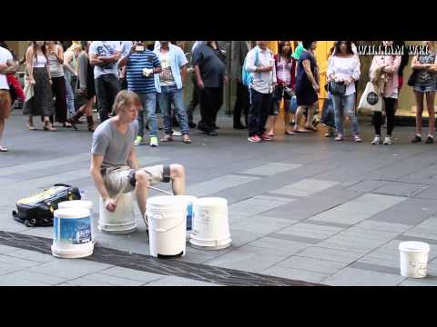 The Greatest Street Musician In The World
