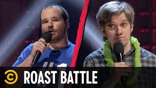Eli Sairs vs. Pat Barker - Exclusive - Roast Battle III - COMEDYCENTRAL