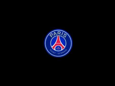 Teaser logo Paris Saint-Germain