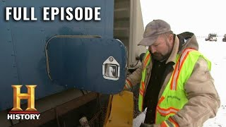 Ice Road Truckers: FULL EPISODE - Road to Nowhere (Season 5, Episode 9) | History - HISTORYCHANNEL