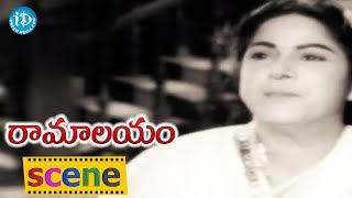 Ramalayam Movie Scenes - Suryakantam And Chandra Mohan Comedy    Raja Babu - IDREAMMOVIES