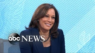 Sen. Kamala Harris announces 2020 presidential run - ABCNEWS