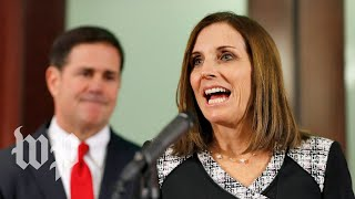 How Martha McSally got a Senate seat despite losing the election - WASHINGTONPOST