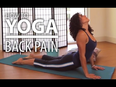 Home Yoga Workout: 15-Minute Flow for Neck Pain foto