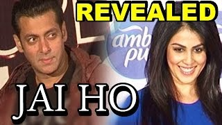 Jai Ho - Genelia to do a cameo in Salman Khan's movie