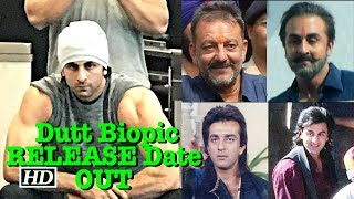 'Sanjay Dutt Biopic' wrapped, RELEASE Date OUT - IANSLIVE