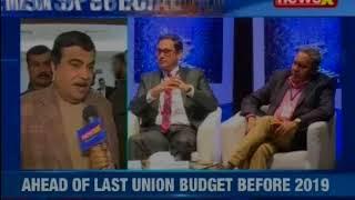 NewsX special: Budget will be populist, says Nitin Gadkari to NewsX - NEWSXLIVE