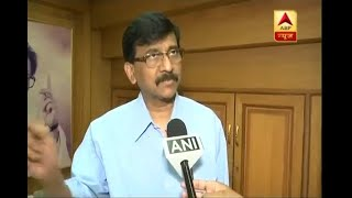 Shiv Sena leader Sanjay Raut says, 'No confidence motion is an immature move' - ABPNEWSTV