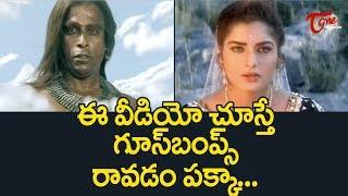 ఈ వీడియో చూస్తే గూస్ బంప్స్ రావడం పక్కా.. | Ultimate Movie Scene From Devi | TeluguOne - TELUGUONE