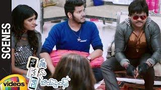 Shakalaka Shankar Funny Antakshari & Dance | Nanna Nenu Naa Boyfriends Scenes | Hebah Patel - MANGOVIDEOS