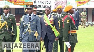 Zimbabwe's new president implicated in 1980s massacres - ALJAZEERAENGLISH
