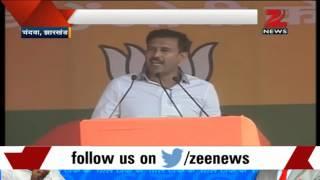 Jharkhand polls: AJSU President Sudesh Mahto campaigns in Chandwa - ZEENEWS