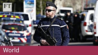 Terror attack ended by police in France - FINANCIALTIMESVIDEOS