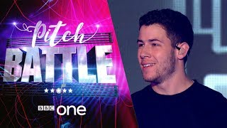 Remember I Told You: Tring Park 16 ft Nick Jonas - Pitch Battle: Live Final | BBC One - BBC