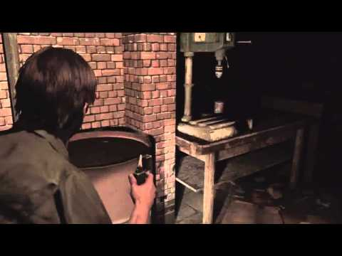 Let's Play Silent Hill Downpour - S4 P2 - Gardening