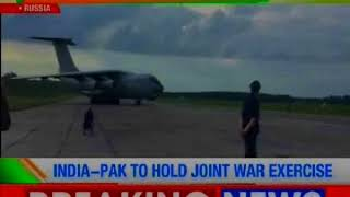 Indian Army & Air Force contingent arrives in Russia for historic India-Pakistan joint war exercise - NEWSXLIVE