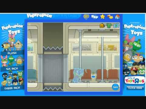 Poptropica SuperPower Island Part 1