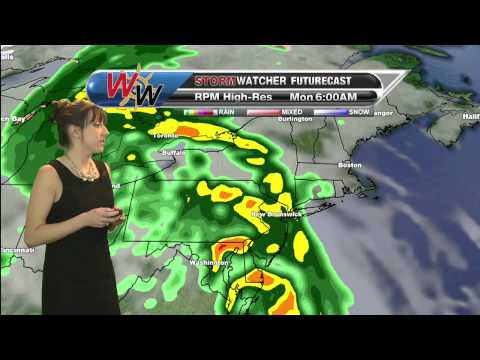 Friday, November 21st AM Forecast