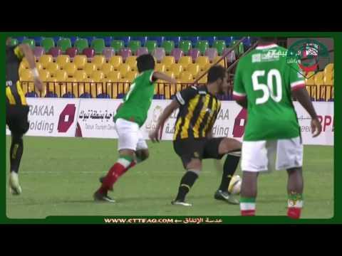 ملخص مباراة الإتفاق السعودي و الاتحاد السعودي 3-0 - بطولة تبوك الدولية الثانية 2017