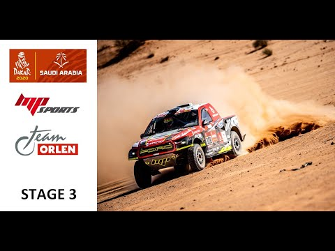 Autoperiskop.cz  – Výjimečný pohled na auta - Martin Prokop se po třetí etapě Dakaru posunul do první desítky.