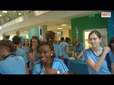 UEFA EURO 2012 Host City LVIV Volunteers Final Party (Oceana - Endless Summer )