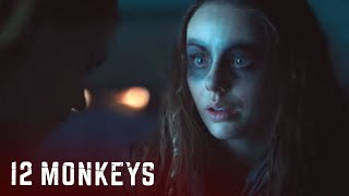 12 MONKEYS | Season 4, Episode 1: Flashes | SYFY - SYFY